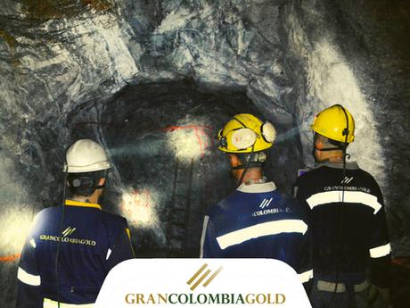 Gran Colombia Gold publica su informe inaugural de ASG y la producción de mayo de 2021