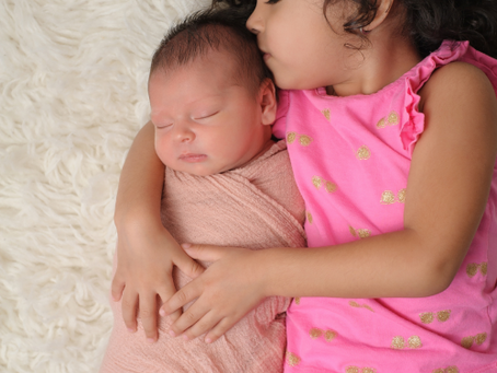Sleep Tips for Your Toddler After the New Baby Arrives