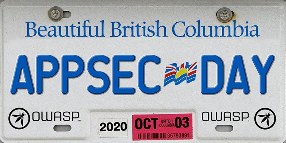 OWASP BC AppSec Day