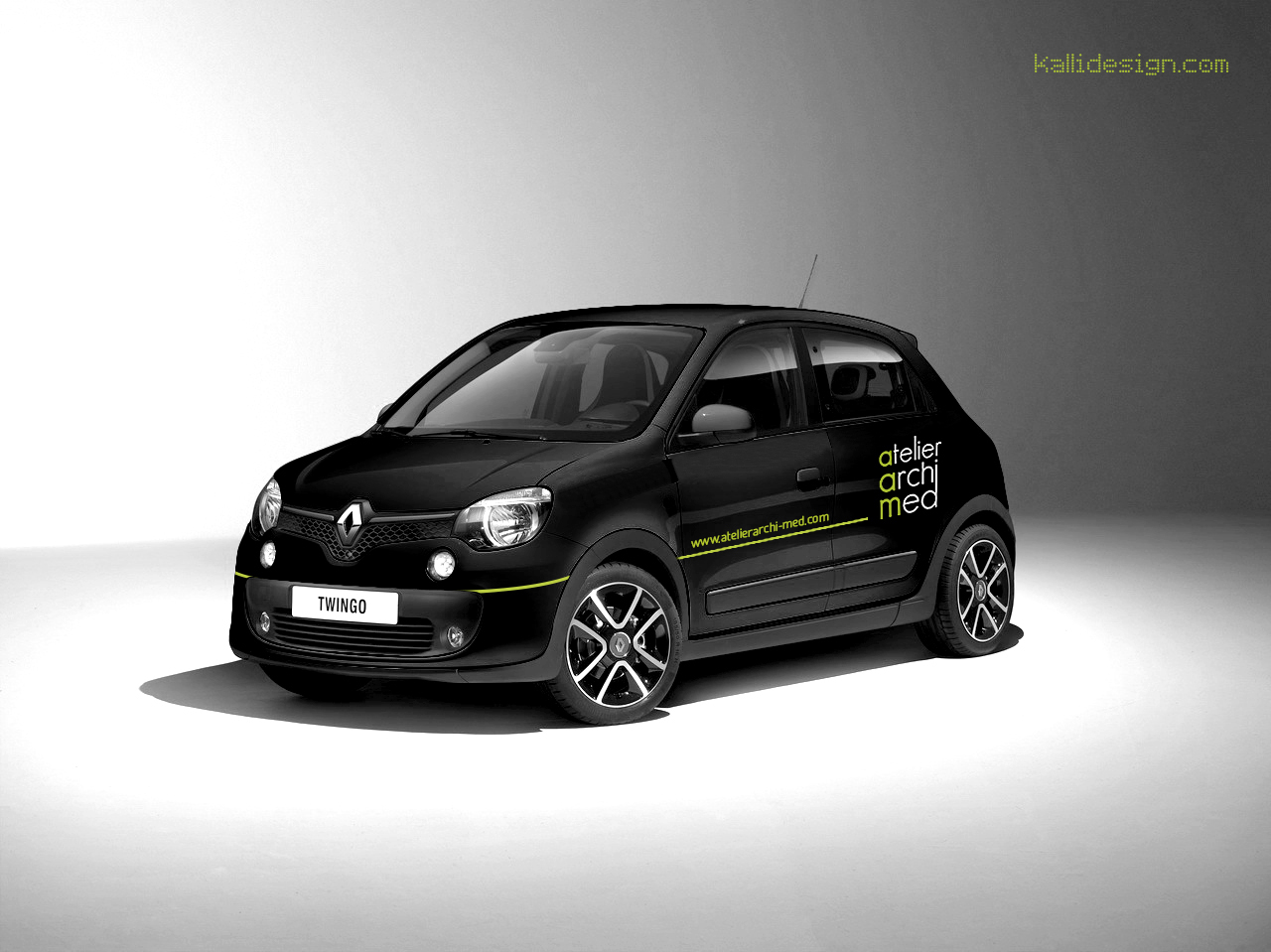 Covering AAM Renault Twingo