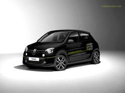Covering AAM Renault Twingo