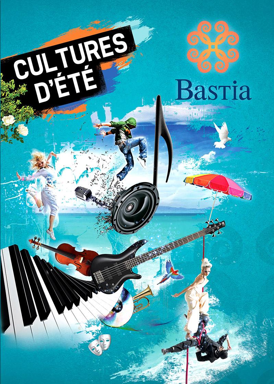Dépliant Culturel Ville de Bastia
