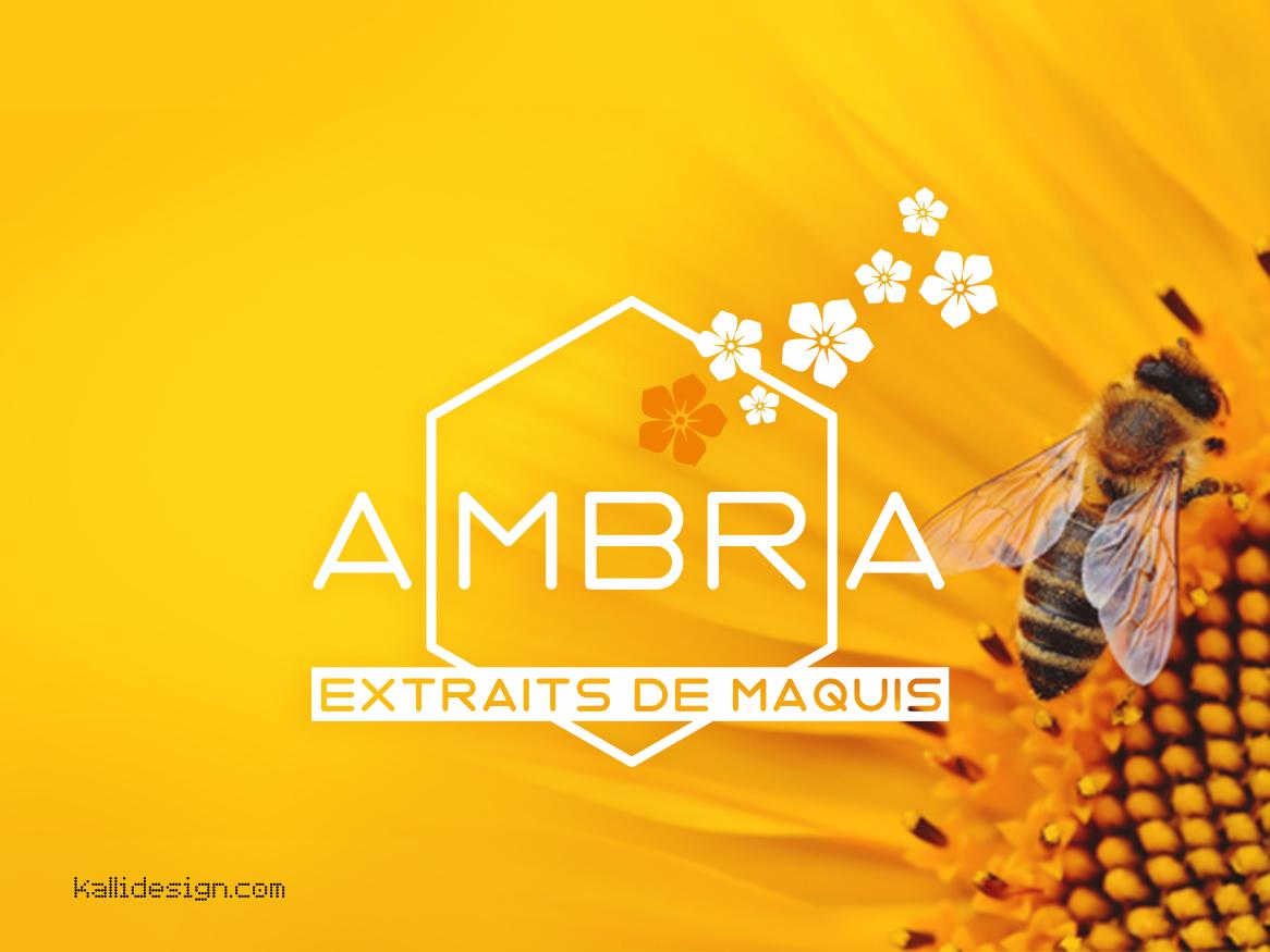 Identité visuelle AMBRA