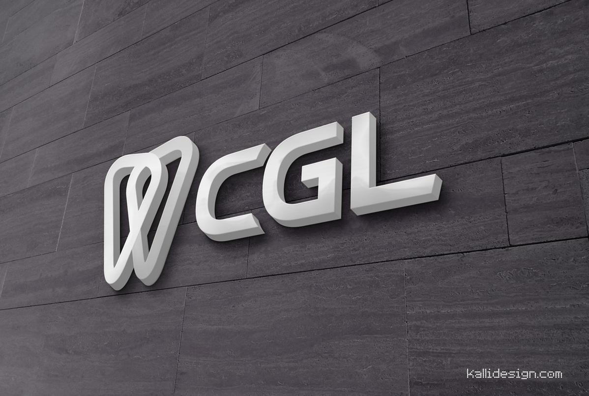 Signalétique lettres 3D CGL