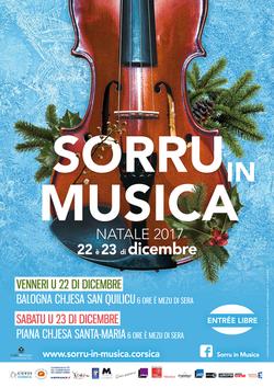 Sorru in Musica Natale 2017