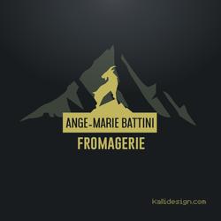 Identité visuelle Ange-Marie BATTINI