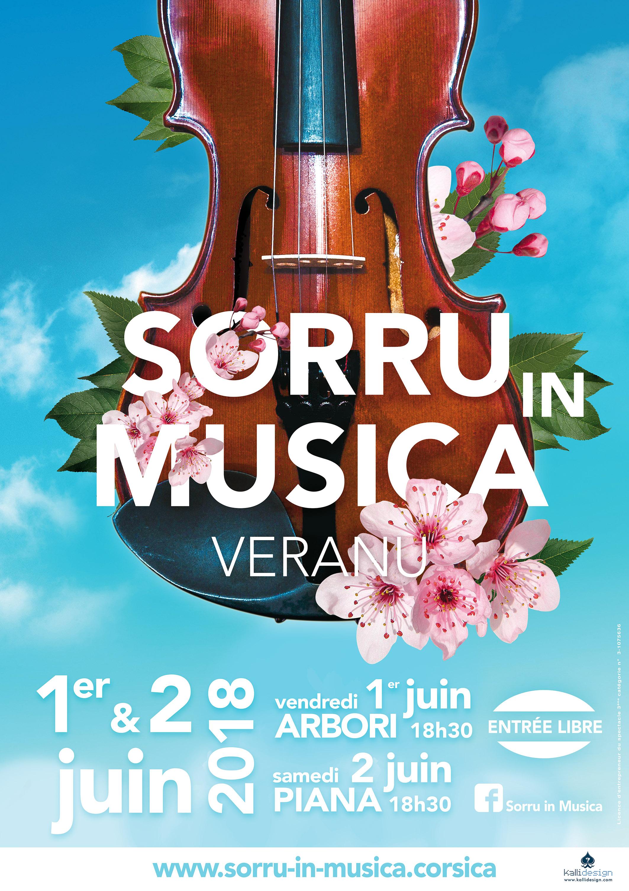 Sorru in Musica VERANU 2018