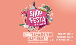 SHOP in FESTA in AIACCIU 2018