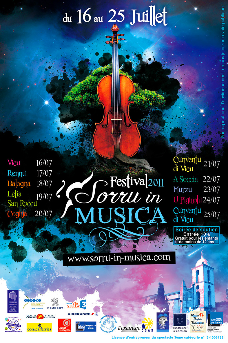 Sorru in Musica Estate 2011