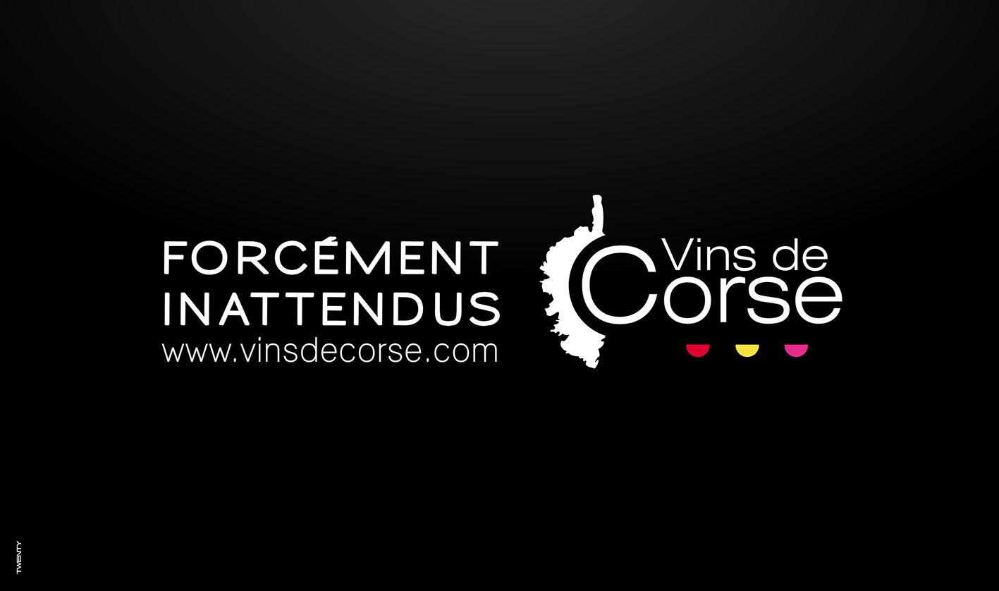 Charte Graphique Vins de Corse 2014