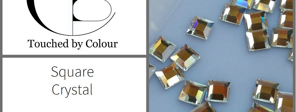 Square - Crystal - Specialty Shape