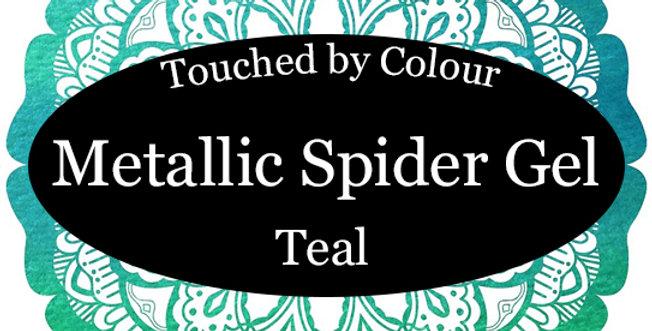 Metallic Spider Gel