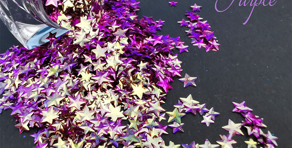 Stars - Chameleon Purple