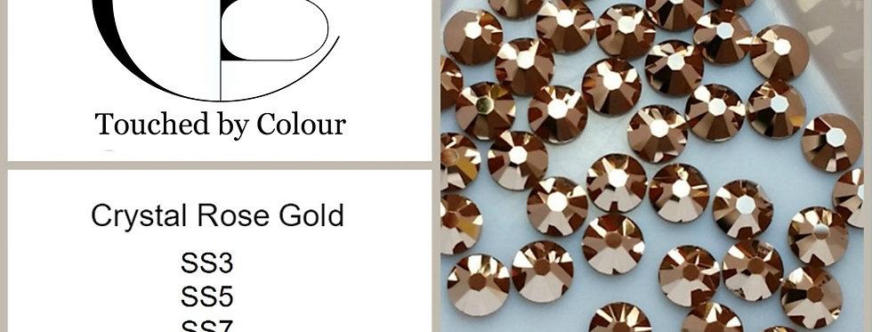 Rose Gold - Flat Back