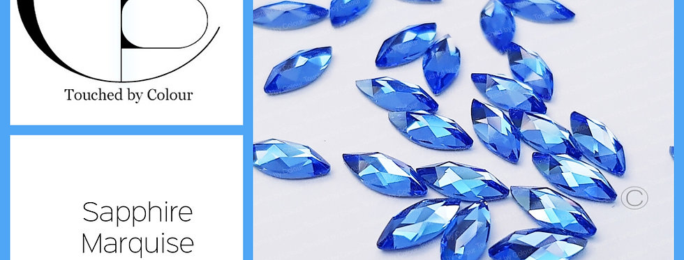 Marquise - Sapphire - Specialty Shape