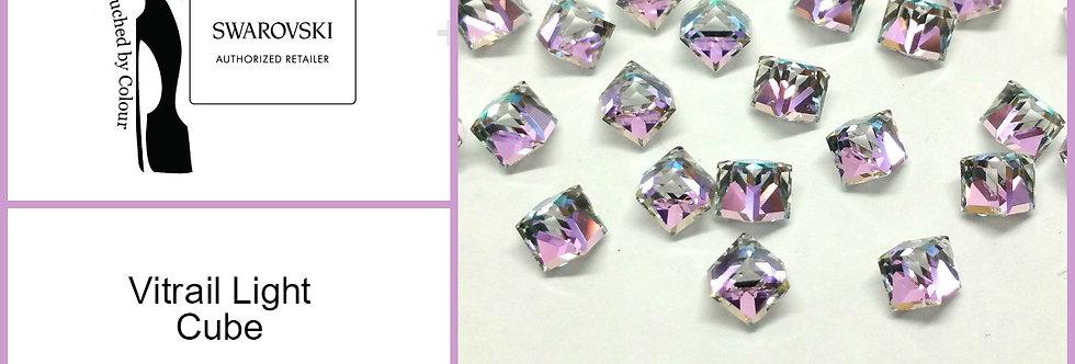 Cube - Vitrail Light - Fancy Shape