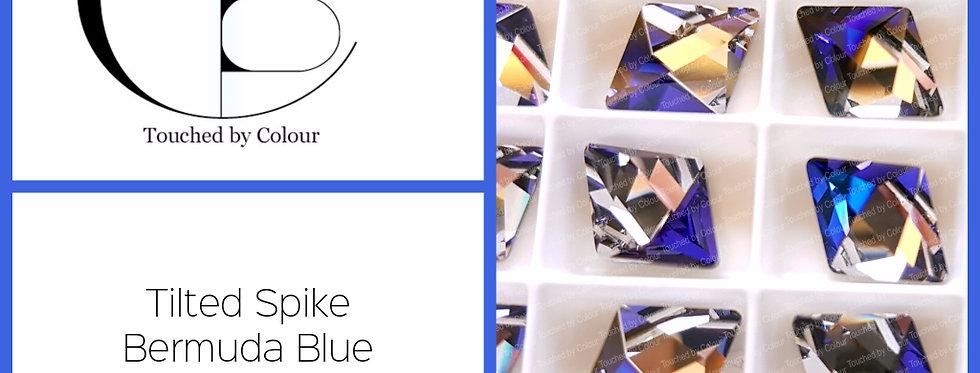 Bermuda Blue - Tilted Spike