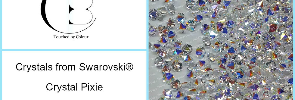 Swarovski® CrystalPixie™ Edge