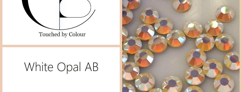 White Opal AB - Flat Back