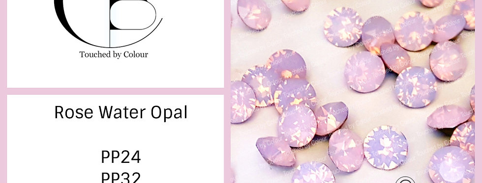 Rose Water Opal - Chaton
