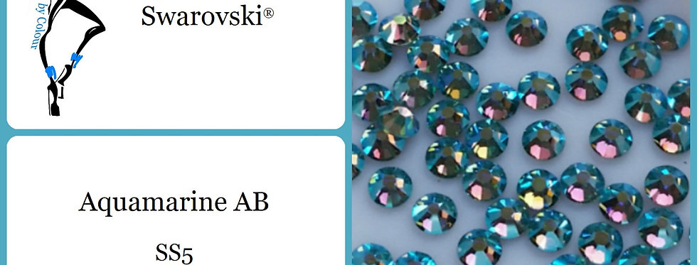 Aquamarine AB - Flat Back