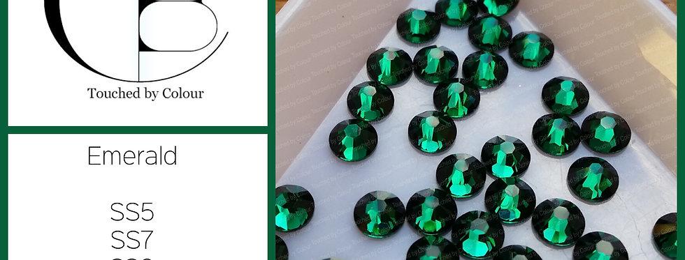 Emerald - Flat Back