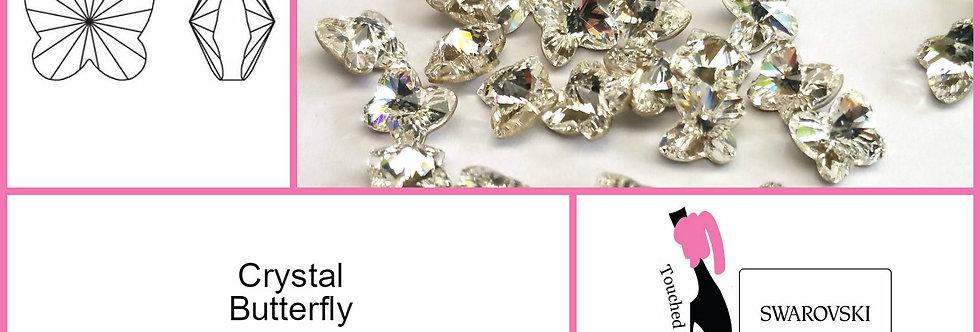 Crystal Butterfly - Fancy Shape