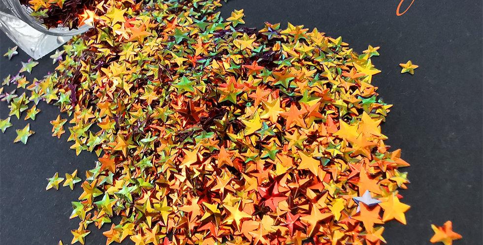 Stars - Chameleon Orange