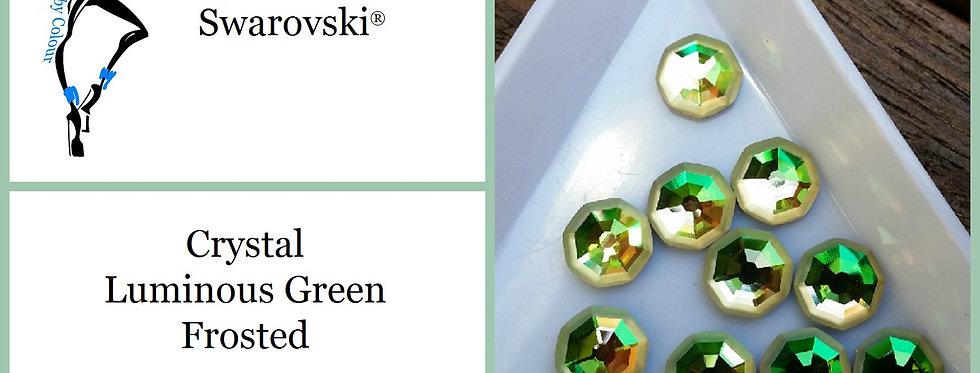 Solaris - Luminous Green - Specialty Shape