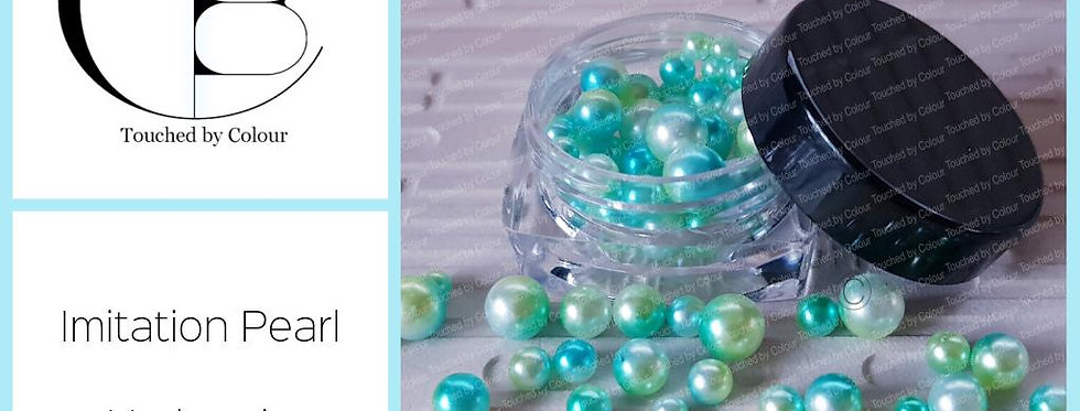 Harlequin - Imitation Pearl