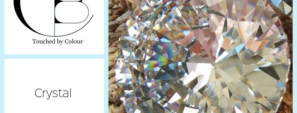 Crystal 80mm - Round Stone