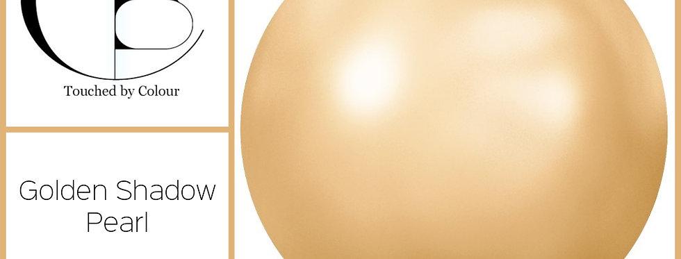 Golden Shadow Pearl - Flat Back