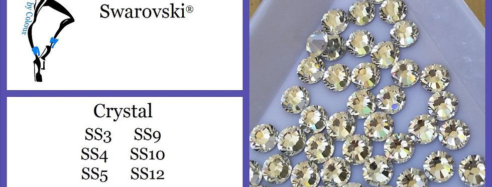 Crystal SS12 - SS20 - Flat Back