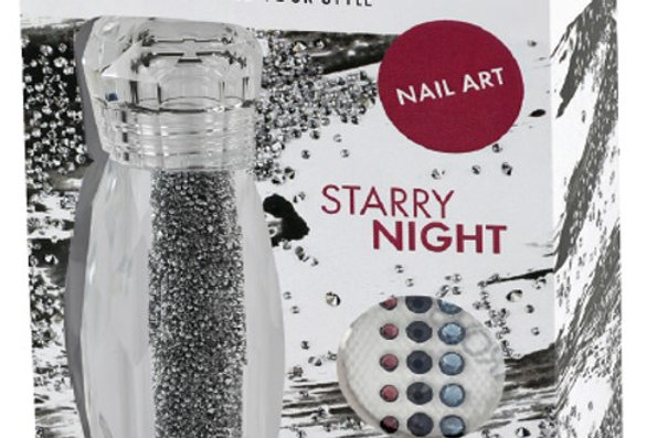 Swarovski® CrystalPixie™  Petite Starry Night
