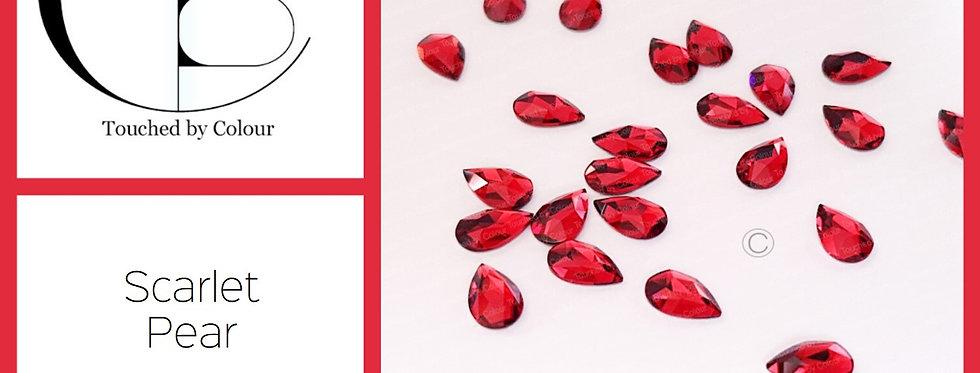 Pear - Scarlet - Specialty Shape