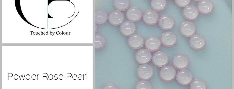 Powder Pink Pearl - Flatback