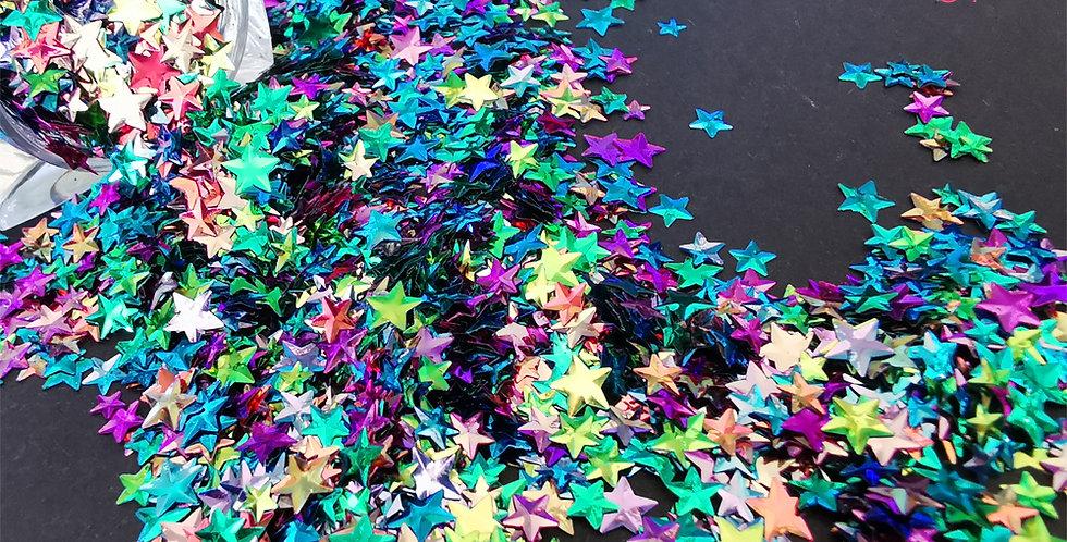 Stars - Multi Colour 01