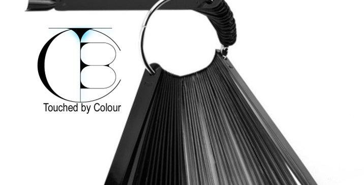 Nail Display Sticks - Black