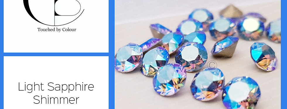 Light Sapphire Shimmer - Chaton