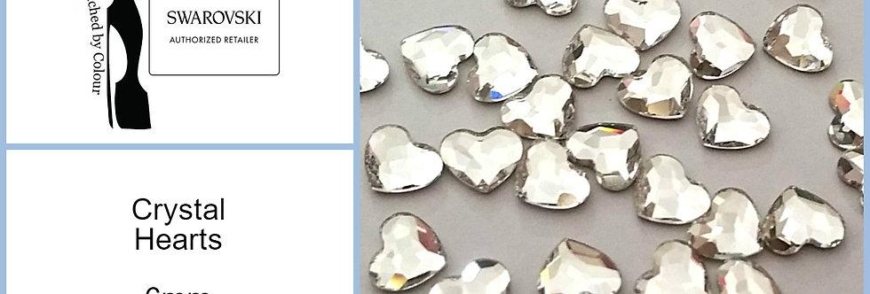 Heart - Crystal - Specialty Shape