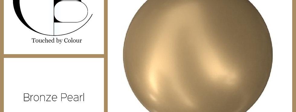 Bronze Pearl - Flat Back