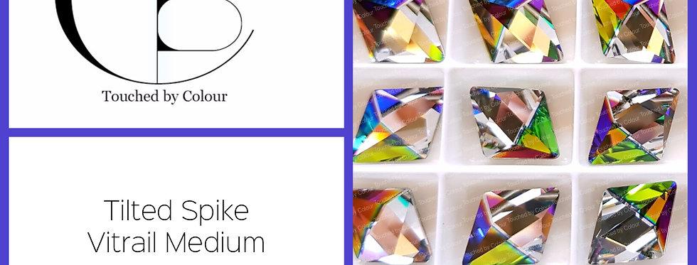 Vitrail Medium Tilted Spike - Fancy Shape