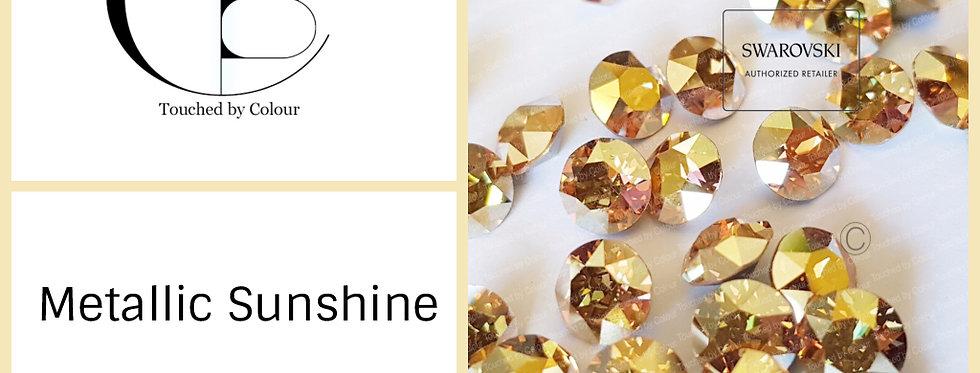 Metallic Sunshine - Chaton