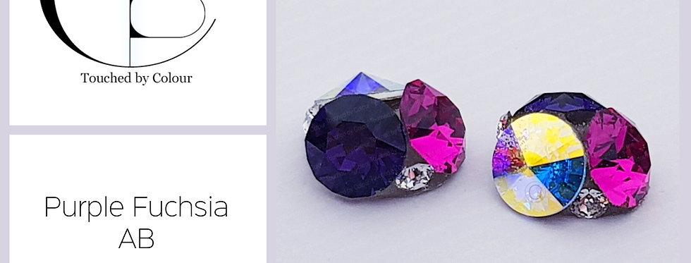 Purple Fuchsia AB Cluster
