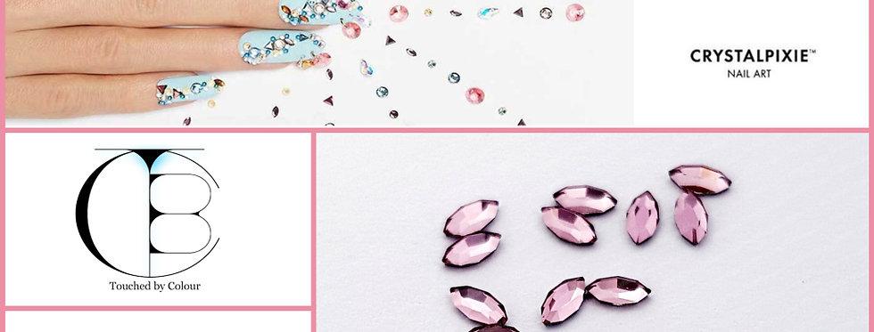Antique Pink Tiny Treasures - Flat Back