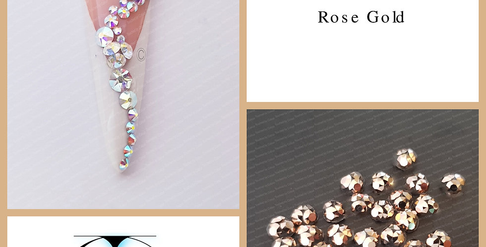 Pixie Clusters - Rose Gold