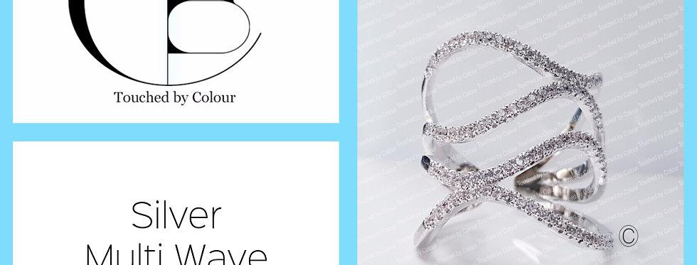 Multi Wave Ring