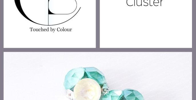 Mint Grey Cluster Kit