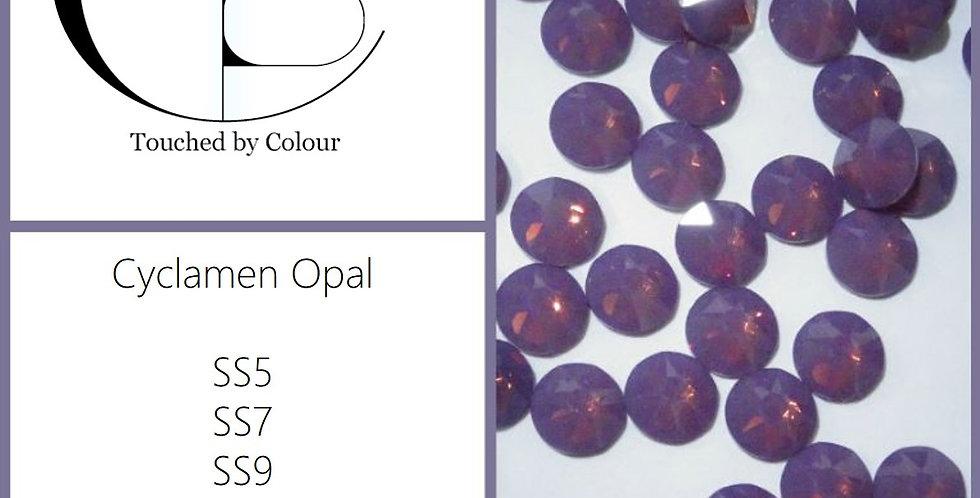 Cyclamen Opal - Flat Back