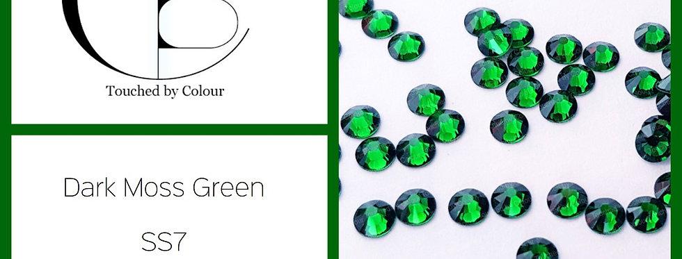 Dark Moss Green - Chaton